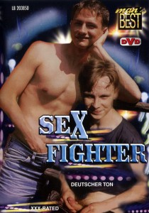 Sex Fighter DVDR