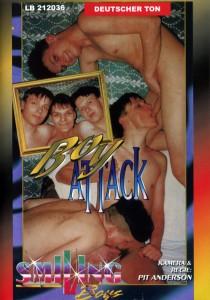 Boy Attack DVDR (NC)