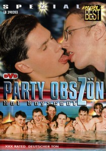 Party Obszön Hot Boyscout DVDR (NC)
