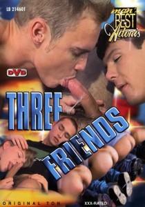 Three Friends DVDR