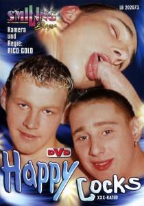 Happy Cocks DVDR (NC)