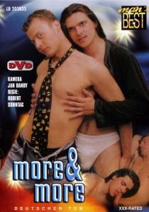More & More (Mans Best) DVDR
