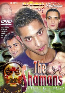 The Shamans DVDR (NC)