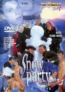 Snow Party DVDR (NC)