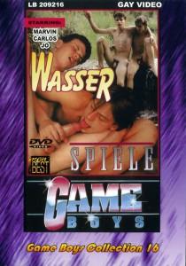 Game Boys Collection 16 - Wasserspiele + Puppenspieler DVDR (NC)