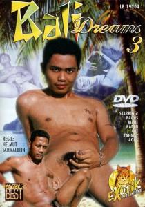 Bali Dreams 3 DVDR (NC)