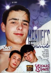 Manuel`s Freunde DVDR