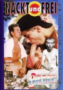 Game Boys Collection 36 - Nackt Und Frei + Heisse Spiele DVDR