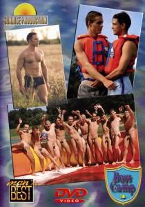 Boys Camp DVD (NC)