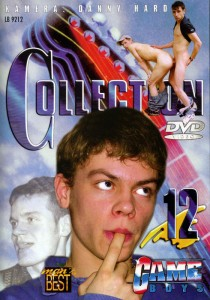 Game Boys Collection 12 - Sommer Triebe + The Old Gay DVD (NC)