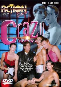 Crazy Boys (Action Boys) DVDR