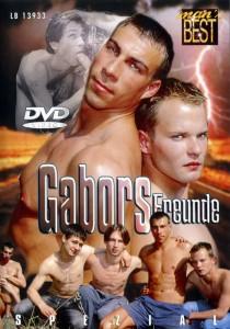 Gabors Freunde DVDR (NC)