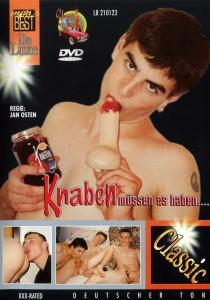 Knaben Müssen Es Haben DVDR (NC)