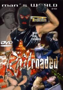 Railroaded DVDR (NC)