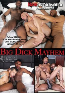 Big Dick Mayhem DVD (S)
