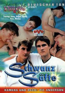 Schwanz Säfte DVD