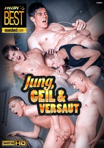 Jung, Geil & Versaut DVD