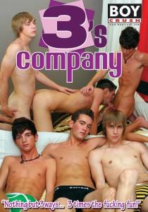 3's Company DVDR (NC)