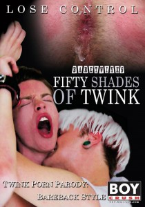 Fifty Shades of Twink DVD (NC)