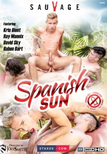 Spanish Sun DVD