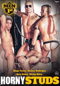 Horny Studs DVD