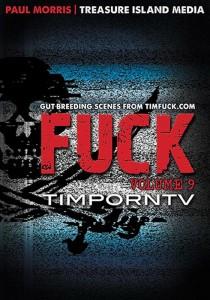 Fuck Volume 9 DVD - Front
