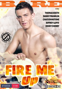 Fire Me Up DVD