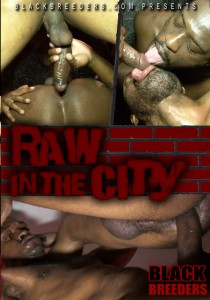 Raw In The City DVD (S)
