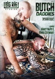 Butch Daddies DVD - Front