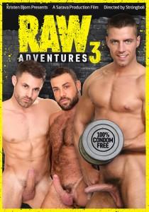 Raw Adventures 3 DVD