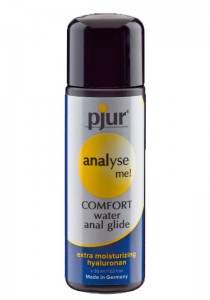 Pjur analyse me! COMFORT anal glide Bottle 30 ml