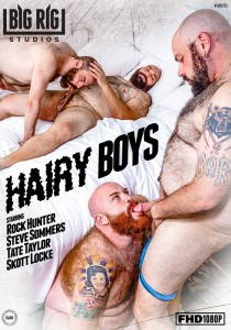Hairy Boys DVD