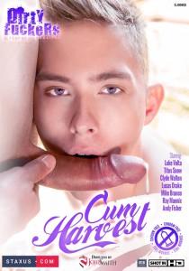 Cum Harvest DVD - Front