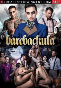 Barebackula DVD (S)