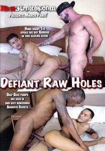 Defiant Raw Holes DVD (S)
