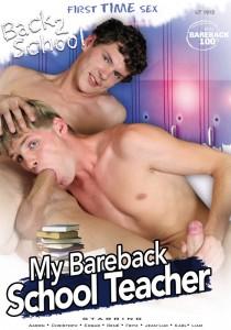 My Bareback School Teacher DVD (S)