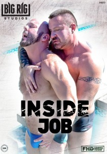 Inside Job DVD - Front