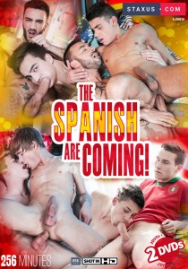 The Spanish Are Coming! DVDR (NC)