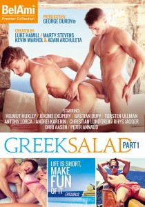 Greek Salad Part 1 DVD (S)