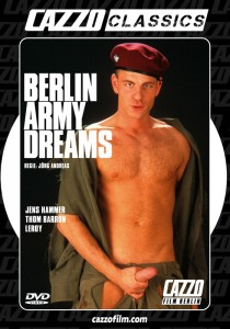 Berlin Army Dreams DVDR (NC)