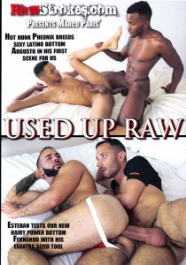 Used Up Raw DVD