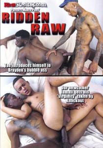 Ridden Raw DVD (S)