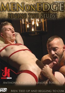Men on Edge 74 DVD (S)