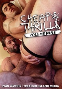 Cheap Thrills Volume 9 DVD