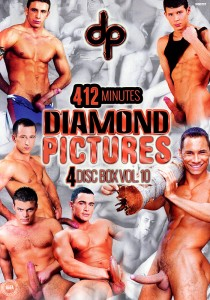 Diamond Pictures Box 10 DVD