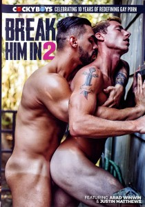 Break Him In 2 DVD (S)