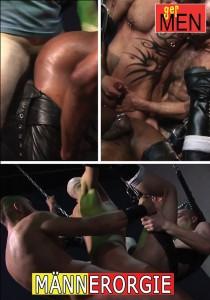 Männerorgie DVD