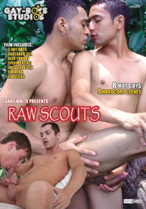 Raw Scouts (GBS) DVD (S)