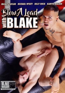 Blow a Load with Blake DVD