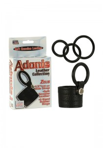 Adonis Leather Collection - Zeus
